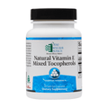 Ortho Molecular, Formula: 131060 - Natural Vitamin E Mixed Tocopherols - 60 Soft Gel Capsules
