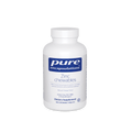 Pure Encapsulations, Formula: ZNC1 - Zinc (citrate) chewables - 100 Chewable Tablets