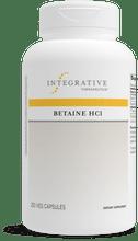 Integrative Therapeutics, Formula: 126002 - Betaine HCl 250 Veg Capsules