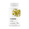 Thorne Research Formula: D138 - D-5,000 - 60 Vegetarian Capsules