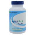 Nutra BioGenesis, Formula: 101372 - Xylitol Fruit Gum - 90 Pieces