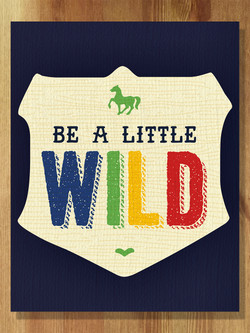 The perfect art print for any nursery or child's room.