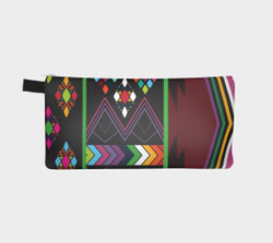 Great Zippered Pencil Bag by Earmark Social Goods.