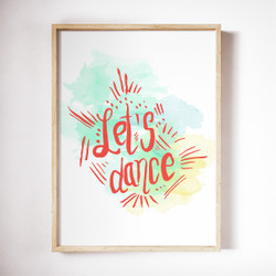 Charming Art Print!