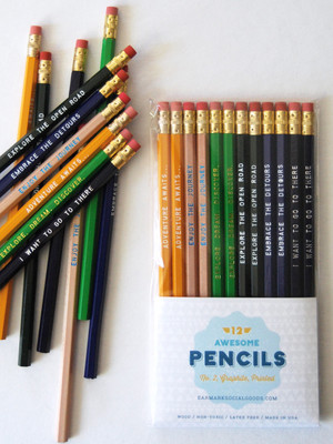 Traveler Pencil 12 Pack