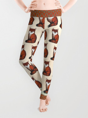 Foxy Women's Leggings