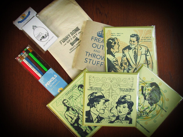 Funny Bone Gift Pack