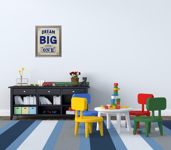 Dream Big Little One(s) Art Print