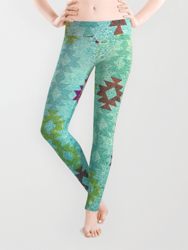Santa Fe Dreams Women's Leggings