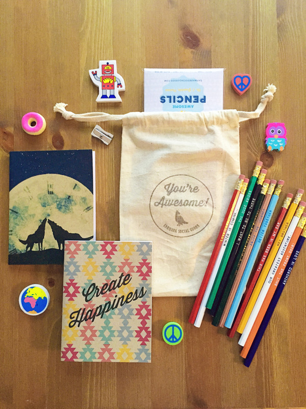 You're Awesome Gift Set