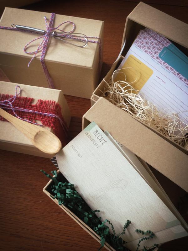 Recipe Gift Set