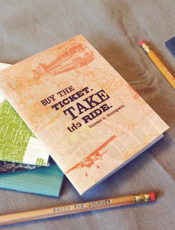 Journey Notebook
