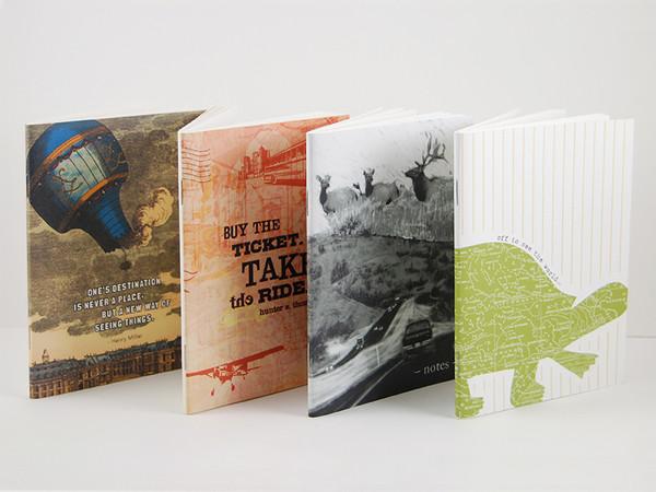 4 Traveler Series Notebooks
