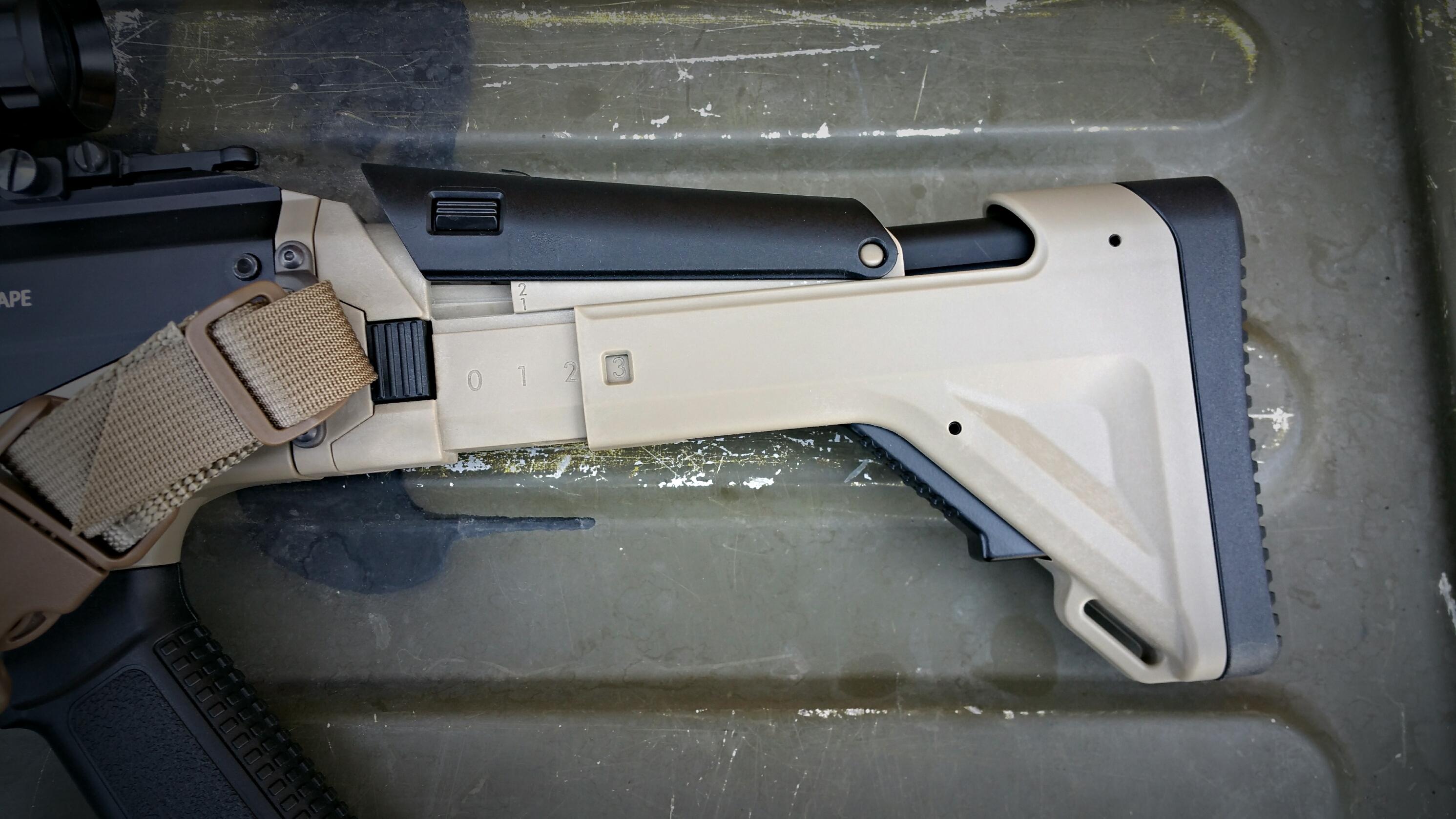 ICS CXP APE Airsoft Gun Review - Fox Airsoft LLC