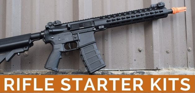 Airsoft Guns for Beginners - Airsoft Rifle Starter Kits - Fox