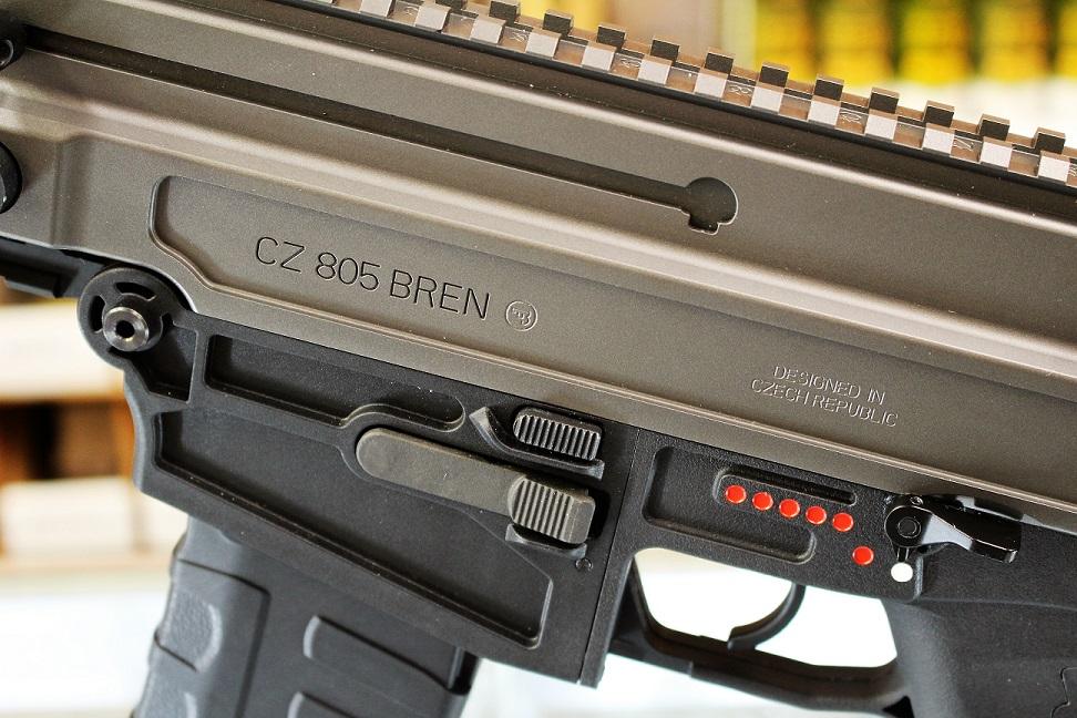 Asg Cz 805 Bren Fox Airsoft Llc