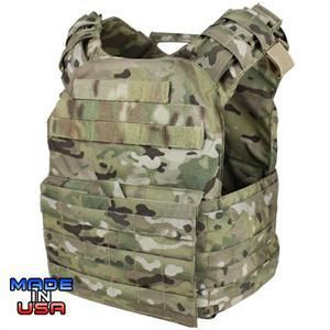 Condor Cyclone Plate Carrier - Multicam