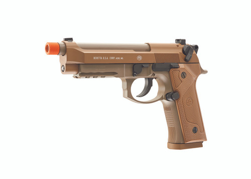 Elite Force Beretta M9A3 Airsoft Pistol Left Side angle