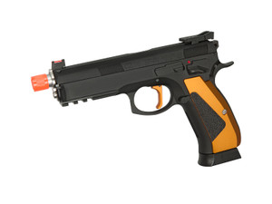 ASG CZ SP-01 ACCU Competition Airsoft Pistol