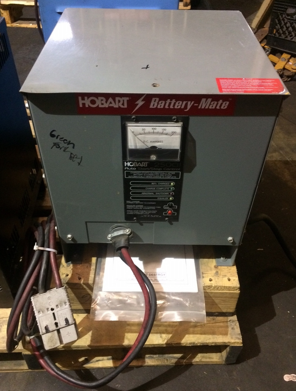 WRG-8370] Hobart Battery Charger Wiring Diagram on