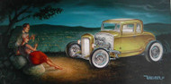 Weesner Mulholland Signed Giclee Limited Edition Art Print Image