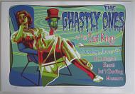 Almera Ghastly Ones Silkscreen Concert Poster Image