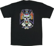 PZ07 Pizz Gone Gasser T Shirt
