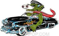 Forbes Weiner Dude Sticker Image