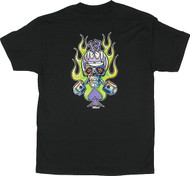 VF03 Von Franco Cycle Skull T Shirt