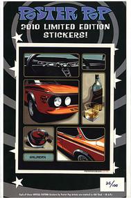 Almera LTD 2010 Sticker Image