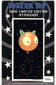 Tara McPherson LTD 2010 Sticker Image
