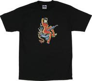 Vince Ray Tattoo Gun T Shirt Image
