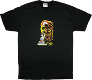 VR43 Vince Ray Hula Tiki T Shirt