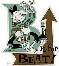 Derek Yaniger Beat Sticker Image
