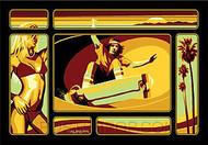 Almera Grind Sticker Image