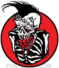 Pigors Brain Eater Sticker Image