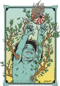 Jermaine Natures Child Sticker Image