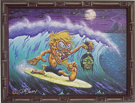 Dirty Donny Surf Rot Fine Art Print Framed Giclee Image