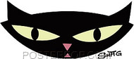 Shag Pop Cat Sticker Image