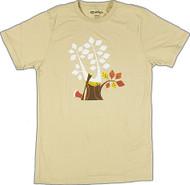 Shag Stump Shirt Tan