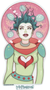 Tara McPherson Jellyfish Helmet Sticker Image New Revised Art