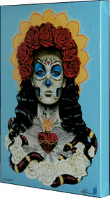 Gustavo Rimada Amor Limited Edition Print on Canvas Image