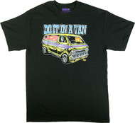 Dirty Donny Do It In a Van T-Shirt Image