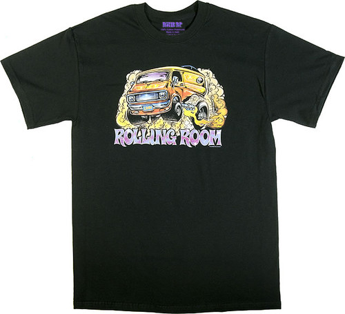 Dirty Donny Rolling Room T-Shirt Image