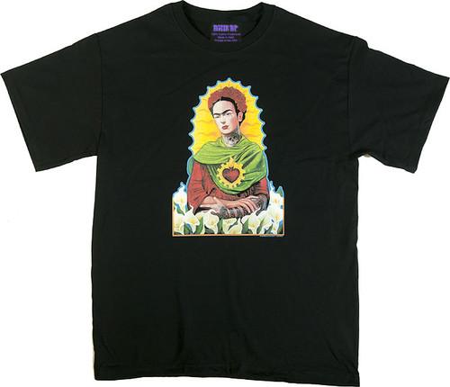 Gustavo Rimada Frida Kahlo T Shirt Image