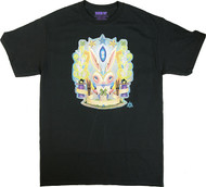 Aaron Marshall Magic Bunny T Shirt Image