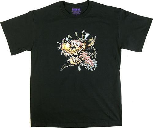 BigToe Wolf Daddy T-Shirt Image