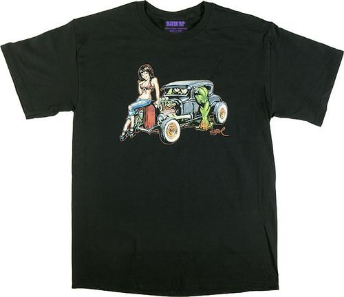 Copy of BigToe Heidi Deluxe T-Shirt Image