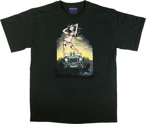 BigToe Lust T-Shirt Image