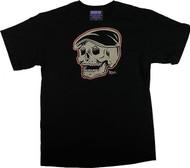 Kruse Rodder Skull T Shirt Image